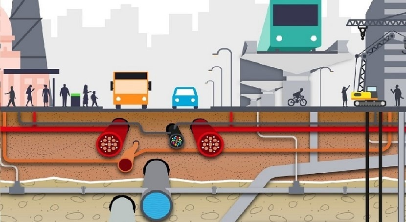 Next phase of government project to map the UK's underground pipes and cables launched