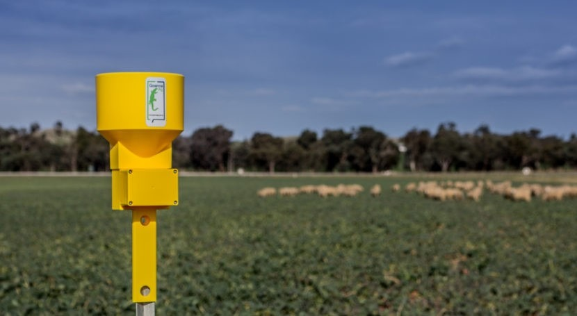 IoT satellite network to deliver rainfall data to farmers