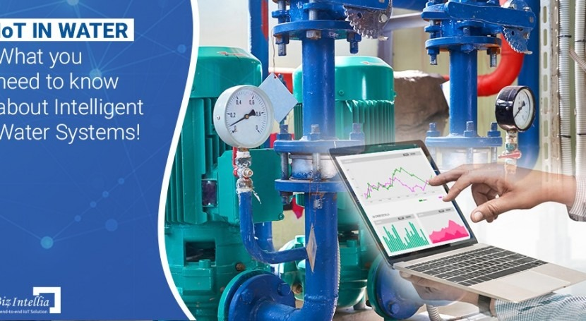 IoT in Water — What you need to know about Intelligent Water Systems