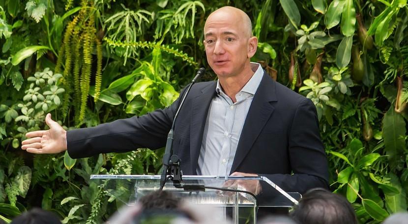 Jeff Bezos (Amazon) commits $10 billion to fight climate change