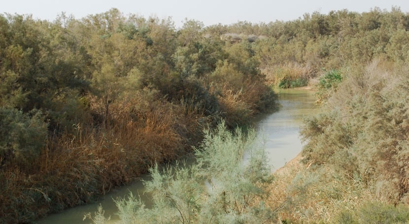 Israel is hoarding the Jordan River – it's time to share the water