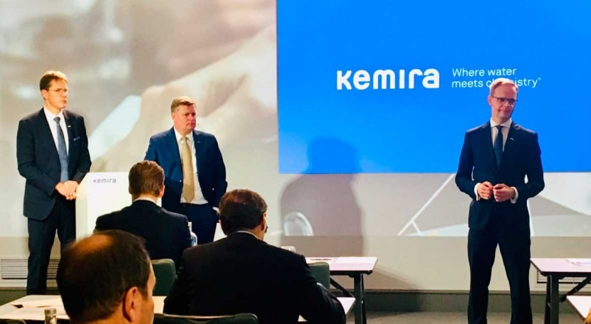 Kemira wins award for utilizing recycled by-products as raw material in drinking water
