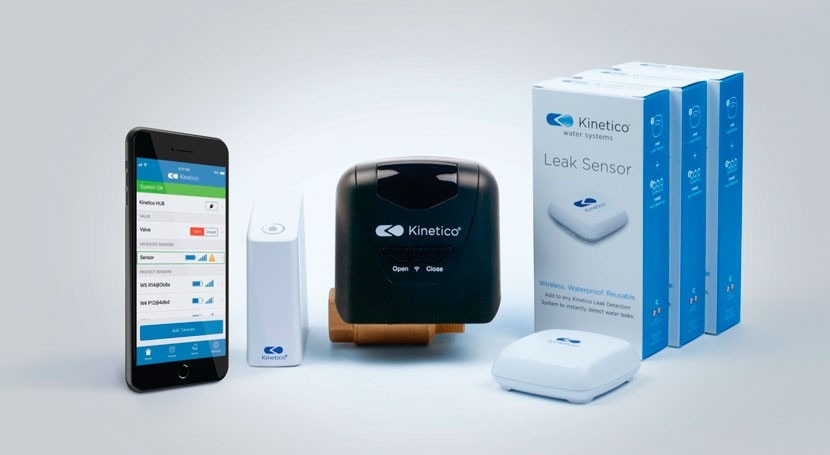 Kinetico Expands Into Water Leak Detector Systems Market