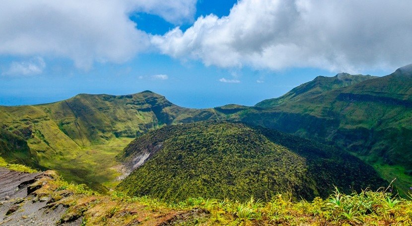 UNESCO's role in response to the eruption of the Soufrière volcano in the Caribbean