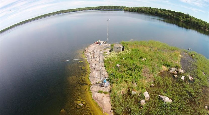 Lake Erken: using monitoring and modelling to aid water management