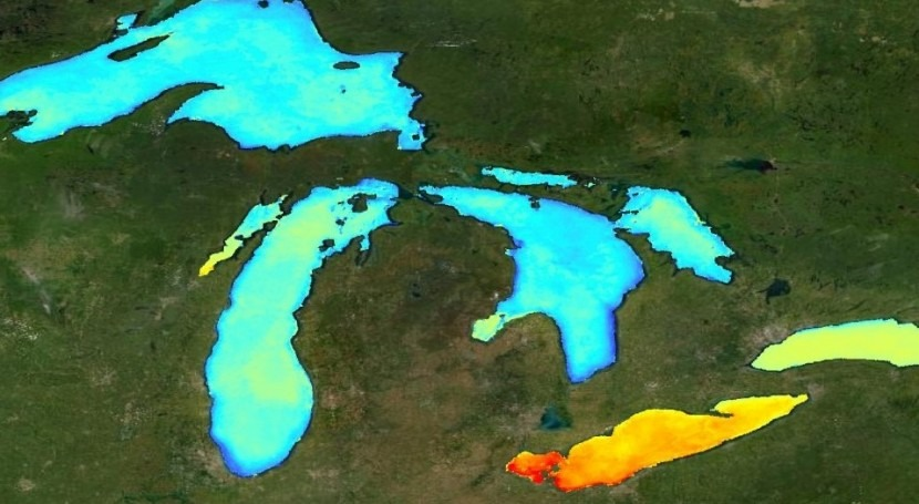 World's largest lakes reveal climate change trends
