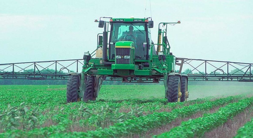 Land management practices to reduce nitrogen load may be affected by future climate changes