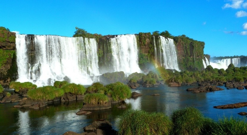 Which is the largest waterfall in the world?