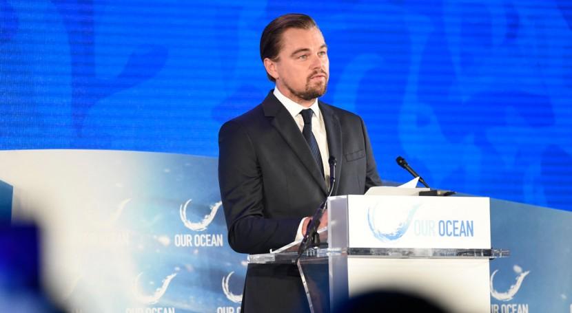 Russians urge Leonardo DiCaprio to help 'save' endangered Lake Baikal