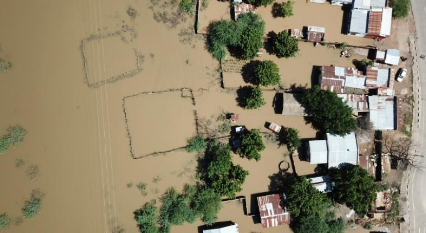 More wet and dry extremes in Africa's future weather