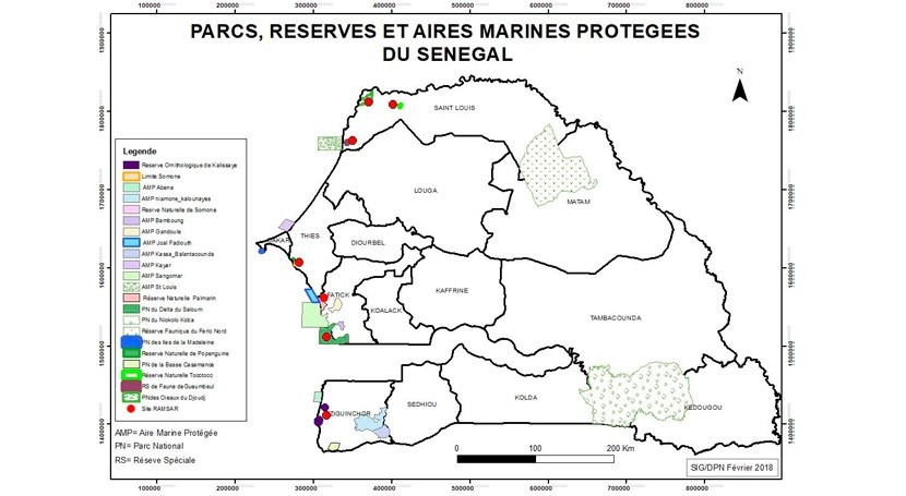 Using Satellite Images for Wetland Management and Planning in Africa