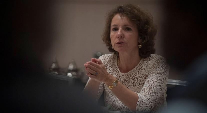 Marie-Ange Debon to leave SUEZ group
