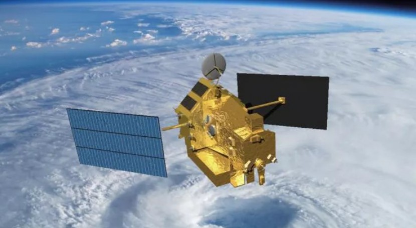 We use satellites to measure water scarcity