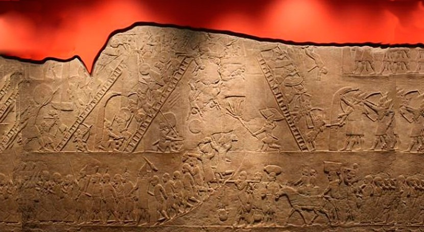 In the historical region of Mesopotamia, climate crises prompted the first stable forms of State