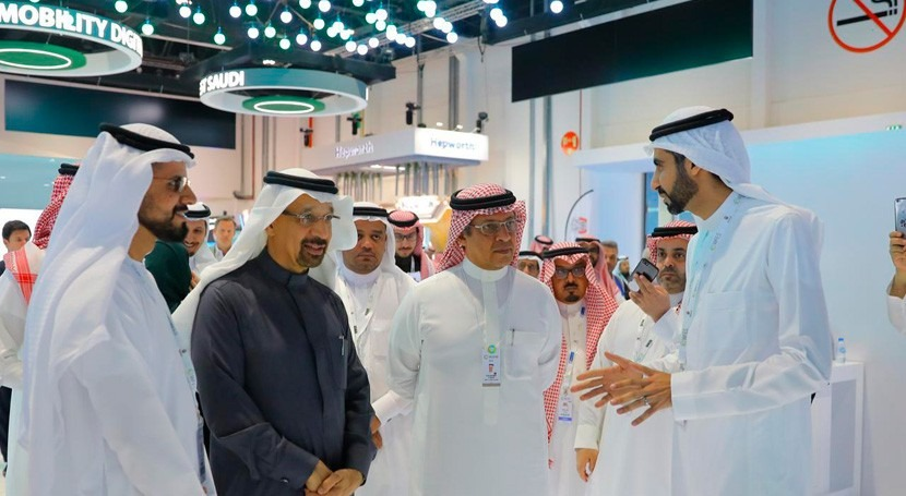 ACWA Power proposes solutions to solve water challenges at Abu Dhabi Sustainability Week