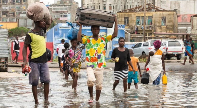 Tropical cyclone Idai: The storm that knew no boundaries