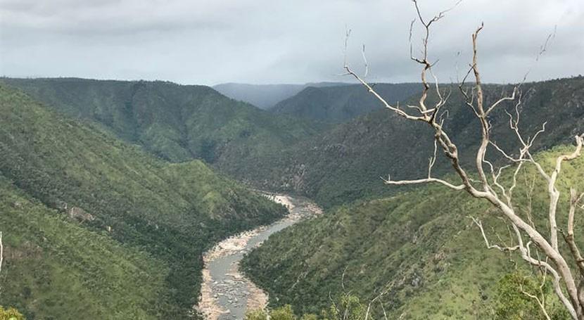 'New Bradfield': rerouting rivers to recapture pioneering spirit