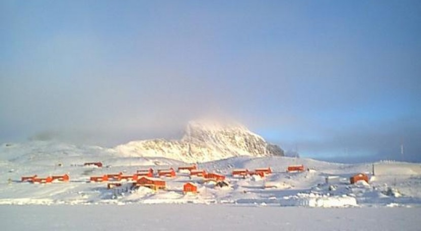 New record for Antarctic continent reported