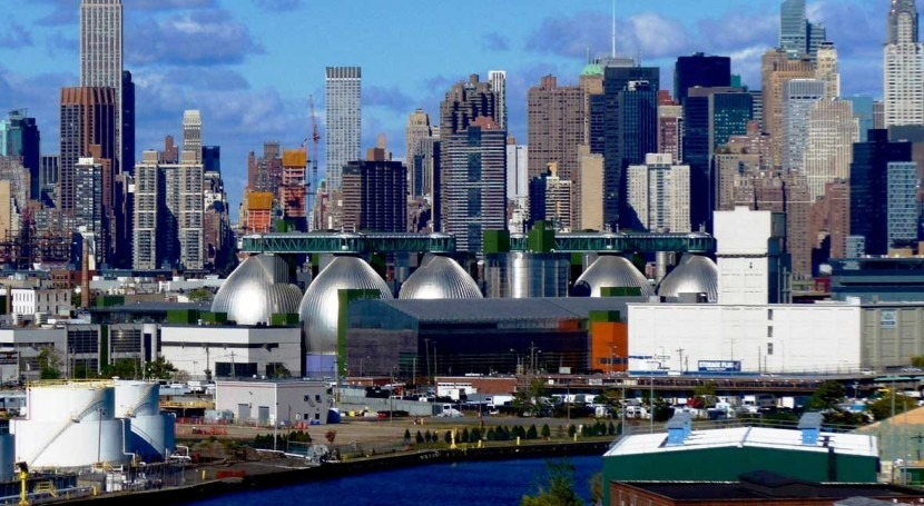 New York City's largest sewage plant announces Valentine's Day tours and sells out
