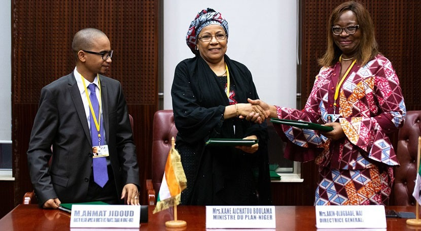 African Development Bank and Niger sign financing agreement to support Kandadji project