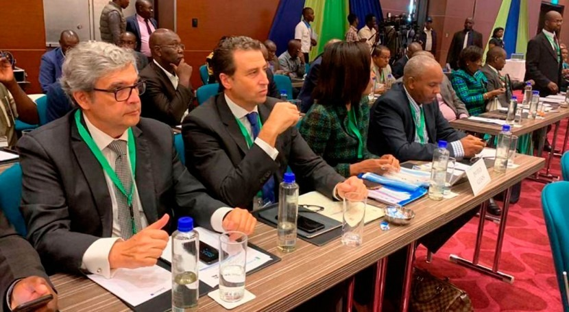 Almar Water Solutions attended the 27th Nile Basin Initiative Council of Ministers in Nairobi