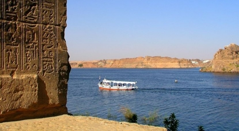 How long is the Nile river?