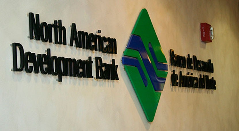 North American Development Bank and the Tijuana water utility sign grant agreement