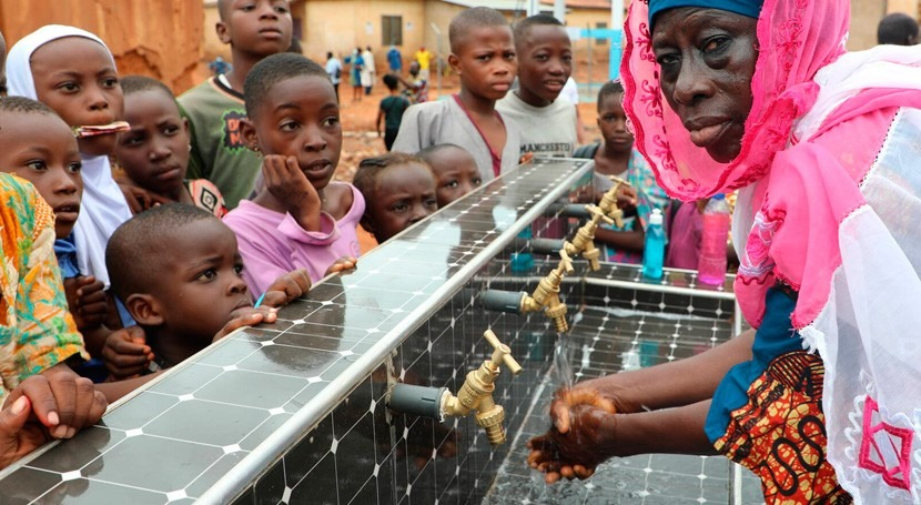 Northern Ghana project led by -Habitat comes to close, providing resilient infrastructure