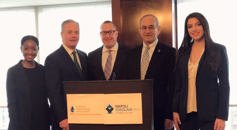 NRWA files groundbreaking class action lawsuit against PFAS manufacturers