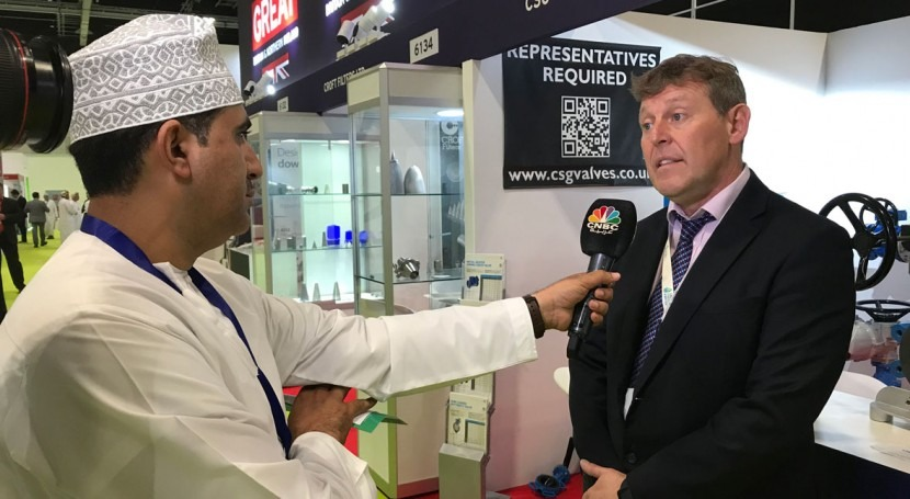 UK companies explore water opportunities in Oman