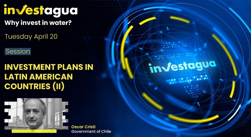 Óscar Cristi highlights at INVESTAGUA the need to strengthen Chile's institutional framework