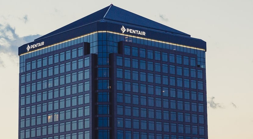 Pelican Water Systems >> Pentair Completes Acquisition Of Pelican Water Systems