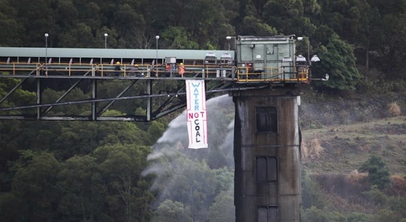 major coal mine expansion was knocked back today, but where's the line in the sand?