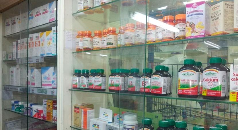 Pharmaceutical residues in fresh water pose growing environmental risk