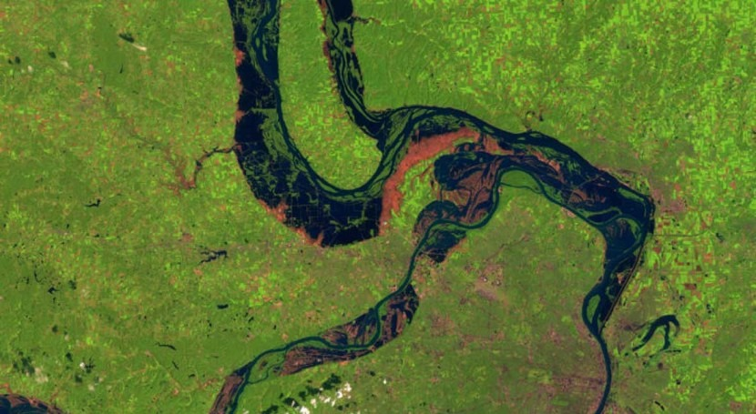 Plant physiology will be major contributor to future river flooding, new study finds
