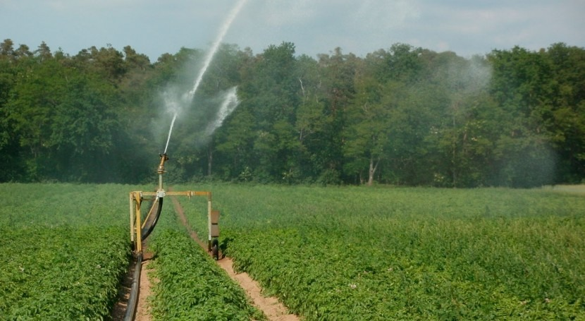 Sprinkler irrigation systems market worth $2.7 billion by 2025