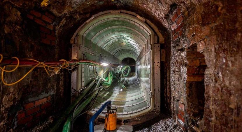 £20 million London sewer upgrade wins top construction award