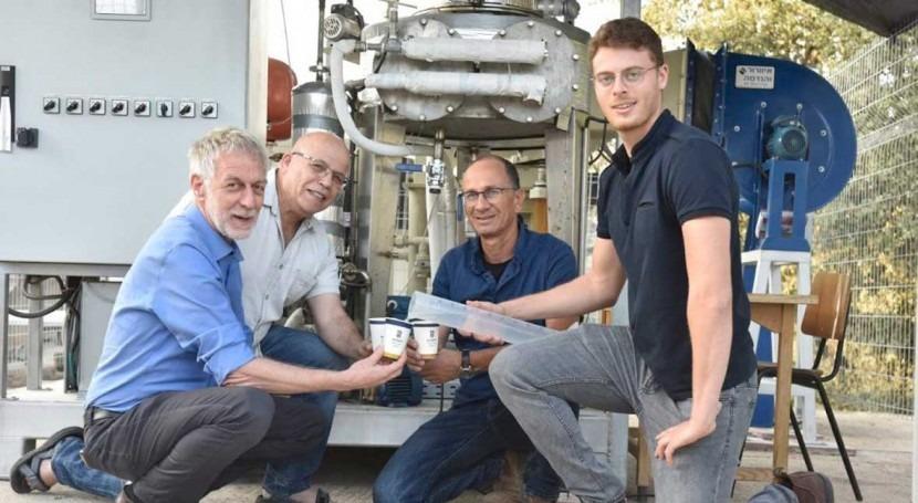 Researchers develop novel water from desert air system