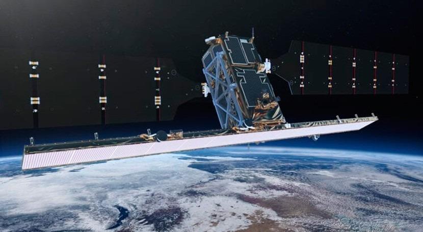 Radar satellites can better protect against bushfires and floods