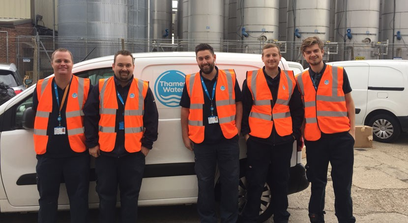 Thames Water launches industry-first water efficiency cash scheme for retailers
