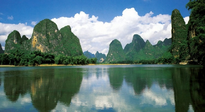 The Li River, one of the best 15 rivers for travellers