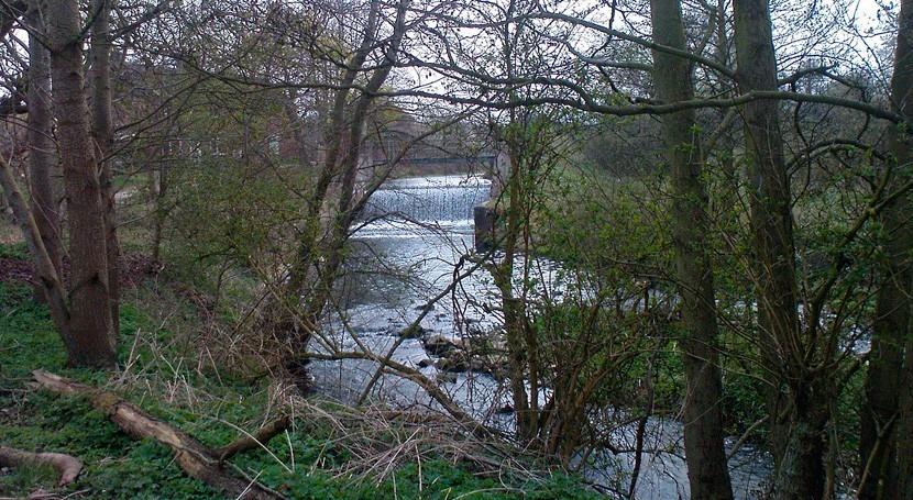 £300,000 refurbishment for Branston Island flood reservoir
