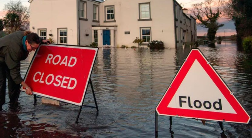Storm Christoph: UK flood response improving, but lockdown confused the messaging