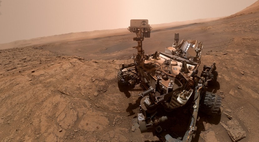 Mars' water was mineral-rich and salty