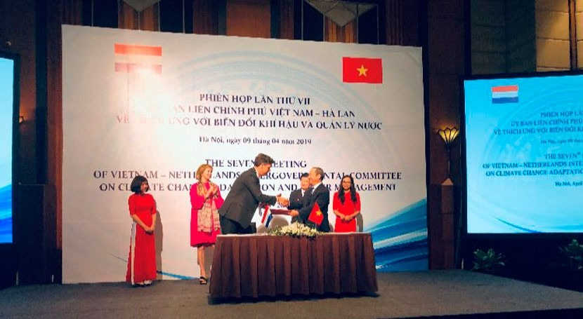 Royal HaskoningDHV to drive resilience for Mekong Delta
