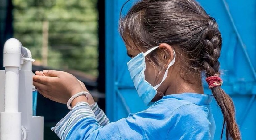 2 in 5 schools around the world lacked basic handwashing facilities prior to COVID-19 pandemic
