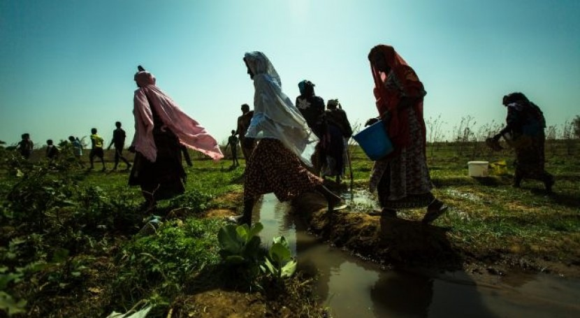 Global Commission on Adaptation launches Action Track to scale up local climate adaptation