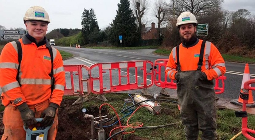 Severn Trent deals with over 3000 sewer flooding and blockages reports in the last two weeks