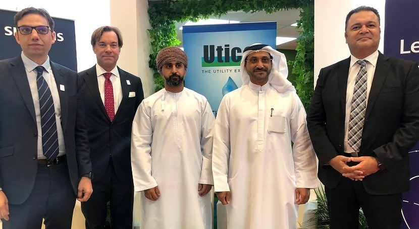 Utico, Siemens sign MOU for Hassyan IWP Project