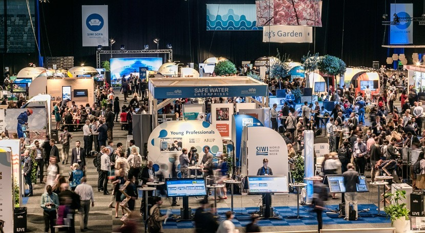 This happened at World Water Week 2019